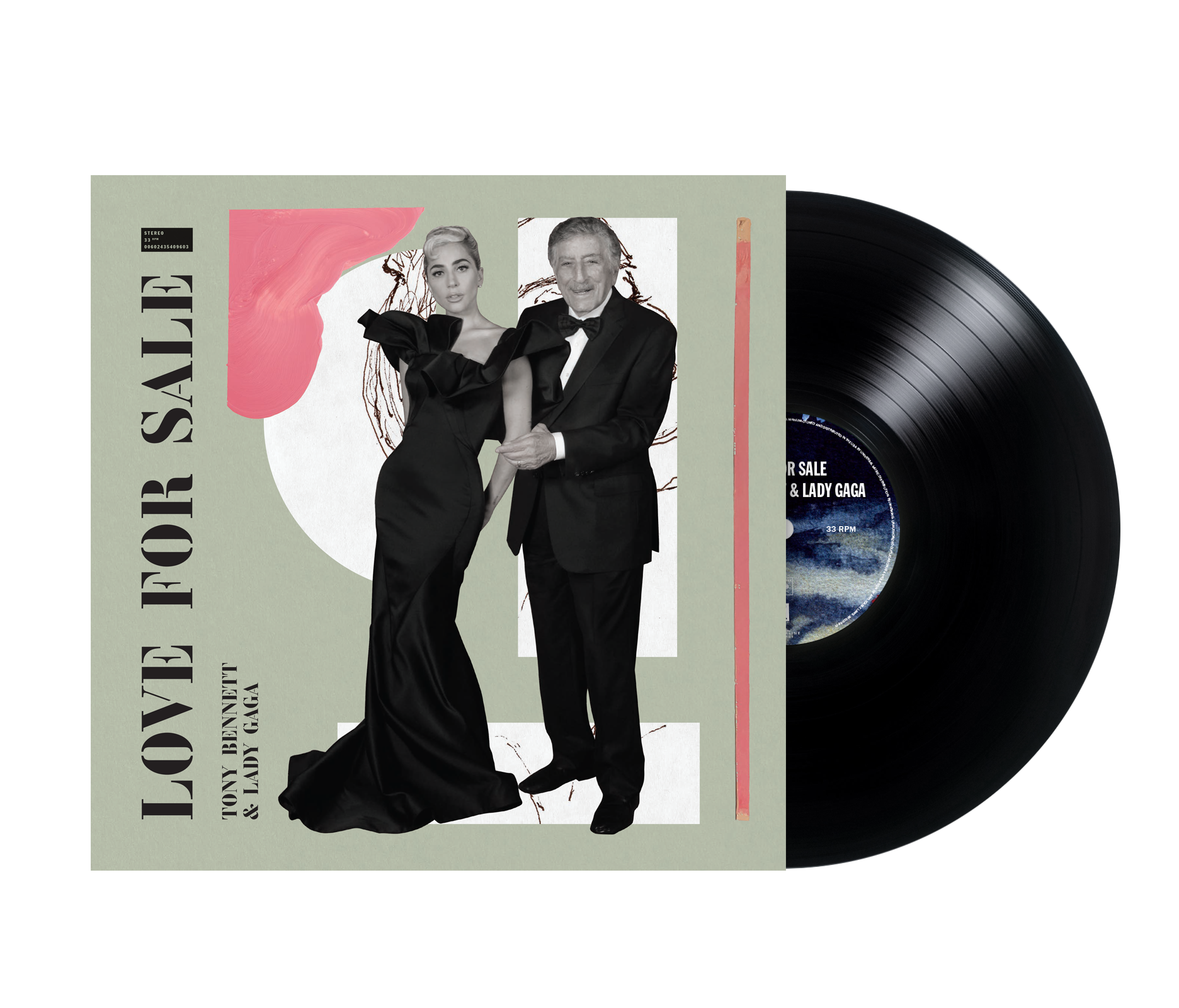 Interscope Tony Bennett & Lady Gaga - Love For Sale (Limited Edition)