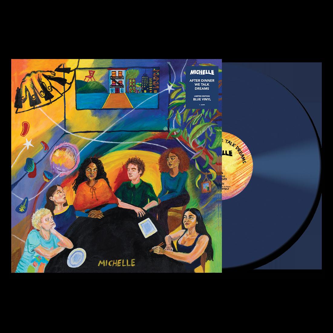 Transgressive Records Michelle - After Dinner We Talk Dreams (Coloured Vinyl)