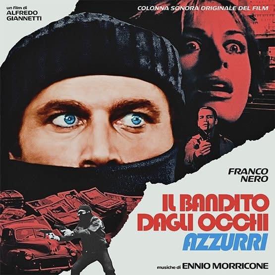 Decca Ennio Morricone - Il Bandito Dagli Occhi Azzurri