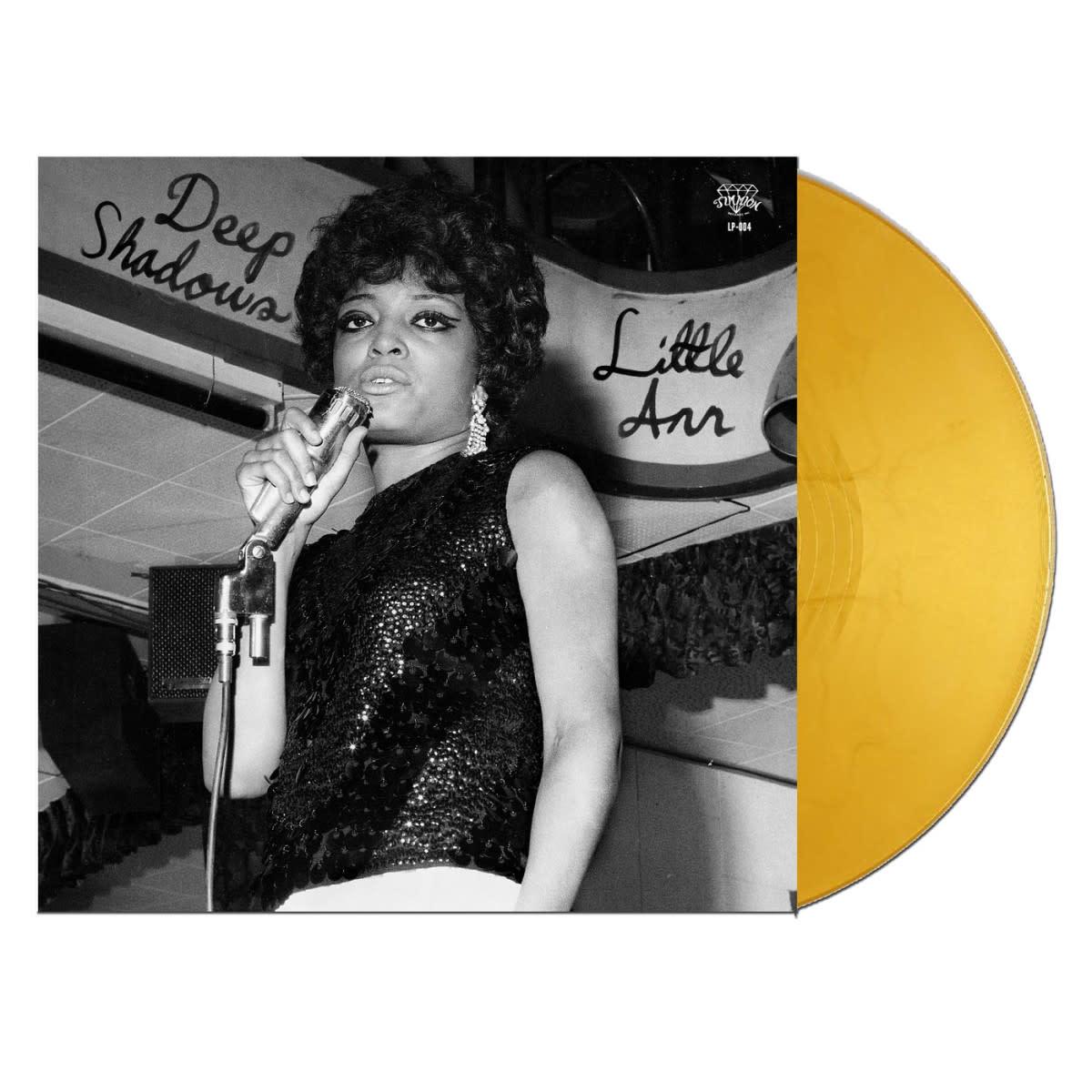 Timmion Little Ann - Deep Shadows (Coloured Vinyl)