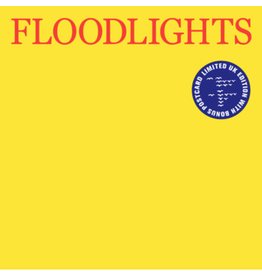 Tiny Town Records Floodlights - The More I Am / Overflowing