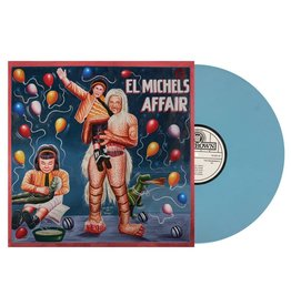 Big Crown Records El Michels Affair - The Abominable EP (Coloured Vinyl)