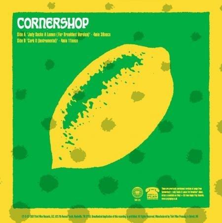 Third Man Records Cornershop - Judy Sucks A Lemon (For Breakfast Version)