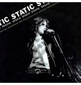 Third Man Records Static - Toothpaste & Pills: Demos & Live 78-80 (Coloured Vinyl)