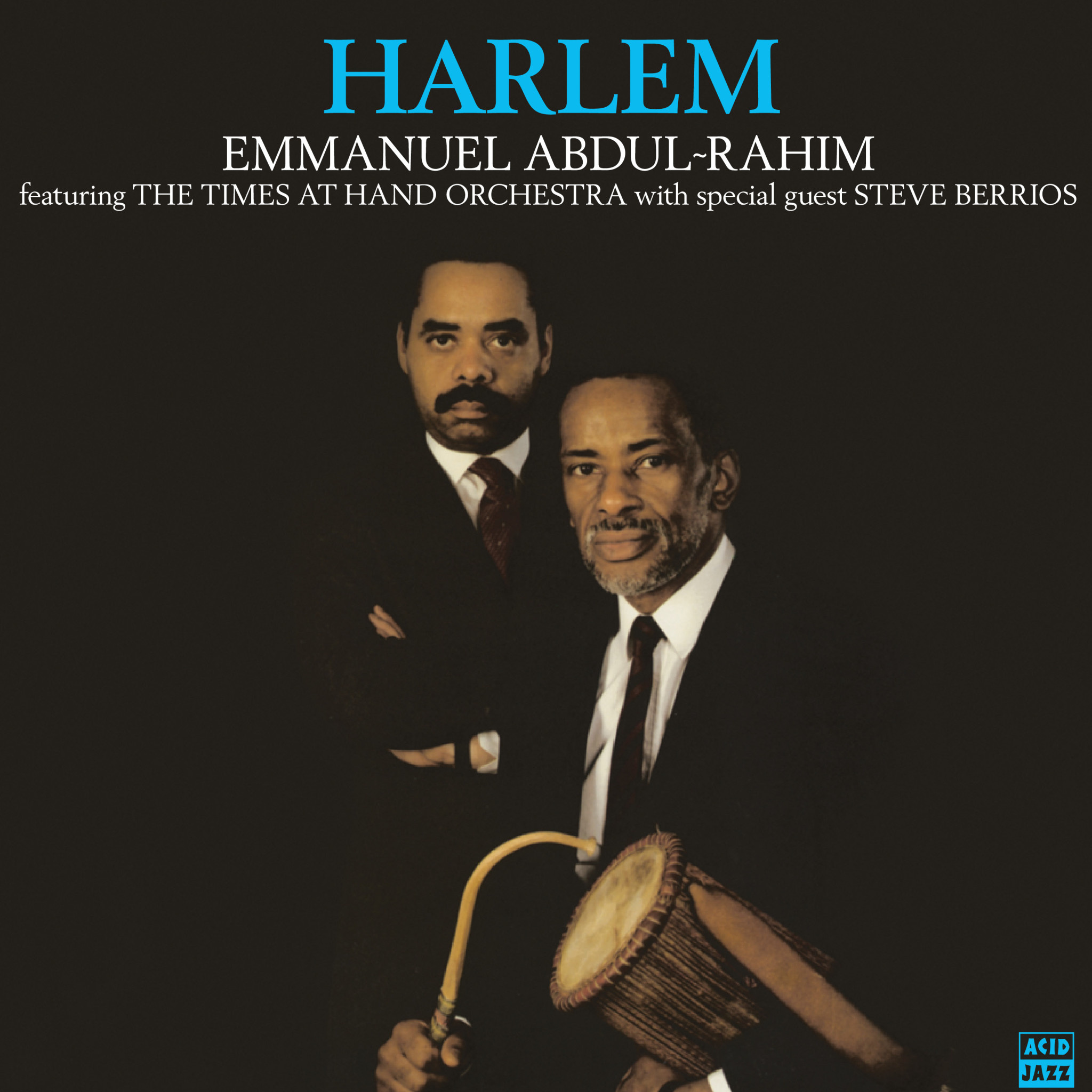 Acid Jazz Emmanuel Abdul-Rahim - Harlem