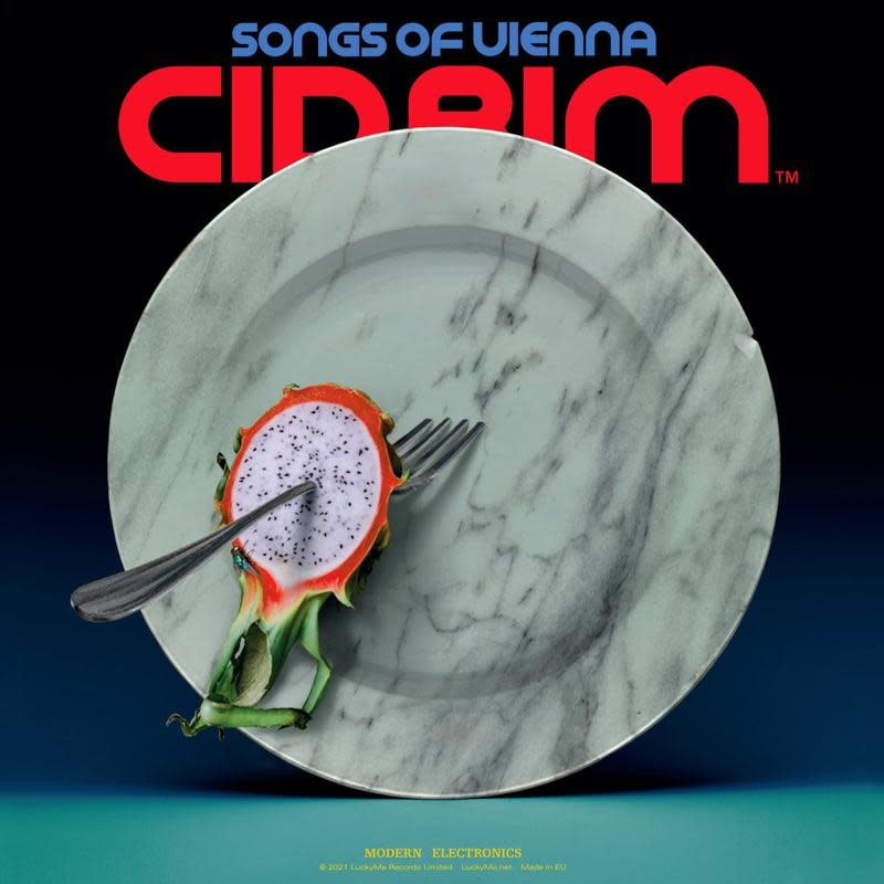 LuckyMe Cid Rim - Songs Of Vienna (Coloured Vinyl)