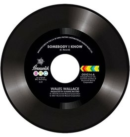 Outta Sight Wales Wallace / Walter Jackson - Somebody I Know / Let Me Come Back