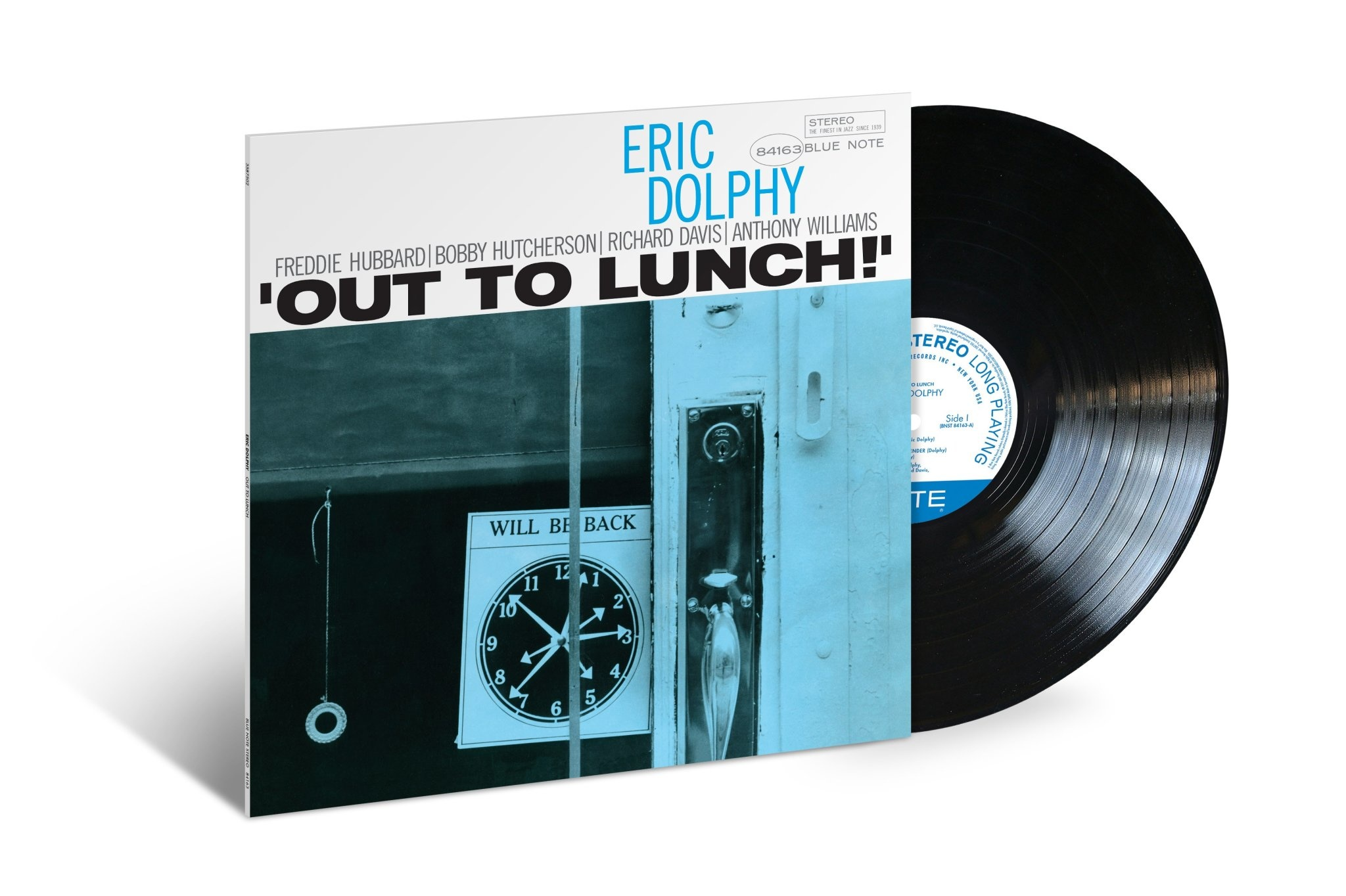 Blue Note Eric Dolphy - Out To Lunch