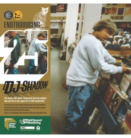 Island Records DJ Shadow - Endtroducing (25th Anniversary Edition)