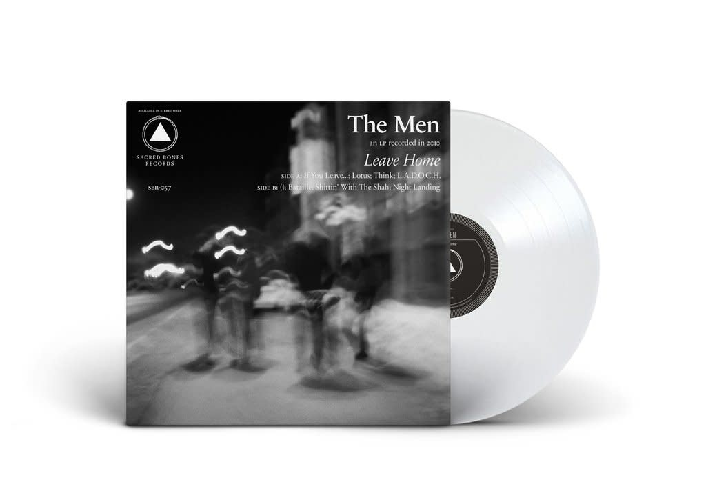 Sacred Bones Records The Men - Leave Home (10th Anniversary Edition)