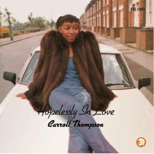 Trojan Records Carroll Thompson - Hopelessly In Love (Coloured Vinyl)