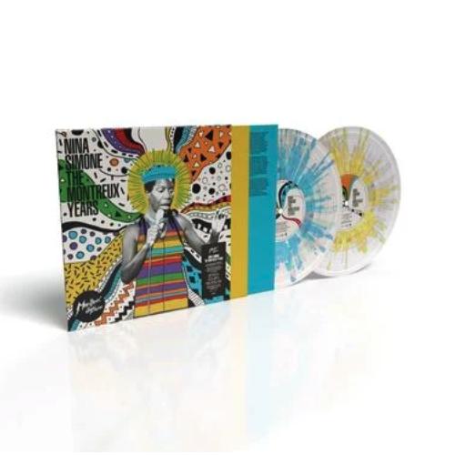 BMG Nina Simone - Nina Simone: The Montreux Years (Coloured Vinyl)