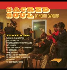 Bible & Tire Recording Co. Various -  Sacred Soul of North Carolina