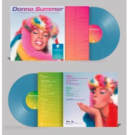 Demon Records Donna Summer - I'm a Rainbow – Recovered & Recoloured (Coloured Vinyl)