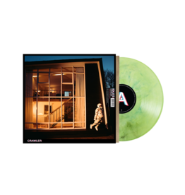 Partisan Records Idles - Crawler (Coloured Vinyl)