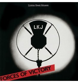 UMC Linton Kwesi Johnson - Forces of Victory (Black History Month)