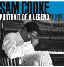 UMC Sam Cooke - Portrait of a Legend 1951-1964 (Coloured Vinyl)