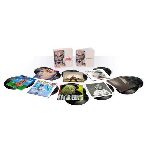 Parlophone David Bowie - Brilliant Adventure (1992 – 2001 / 18LP Boxset)