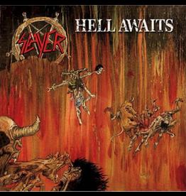 Metal Blade Records Slayer - Hell Awaits