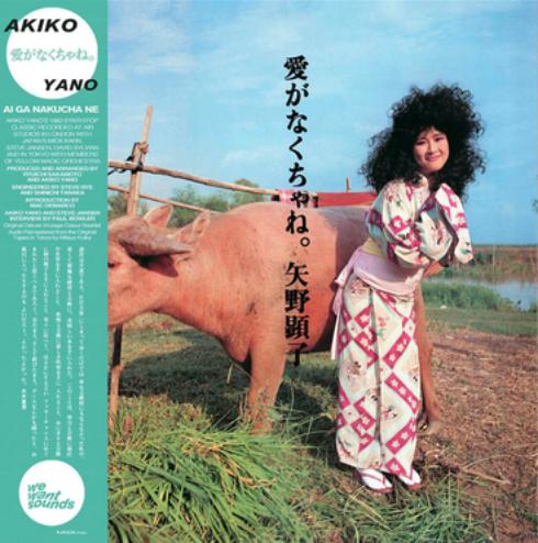 WEWANTSOUNDS Akiko Yano - Ai Ga Nakucha Ne