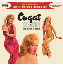"""New Continent Xavier Cugat & His Orchestra - The Hits - 21 Great Hits By The """"Rhumba King"""""""