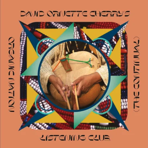 Spiritmuse Records David Ornette Cherry - Organic Nation Listening Club (The Continual)