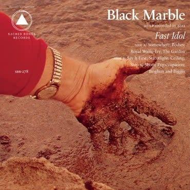 Sacred Bones Records Black Marble - Fast Idol (Coloured Vinyl)