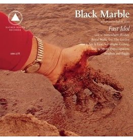 Sacred Bones Records Black Marble - Fast Idol