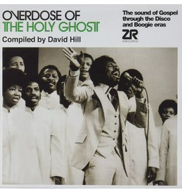 Z Records Various - Overdose of the Holy Ghost Compiled by David Hill