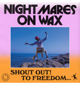 Warp Records Nightmares on Wax - Shout Out! To Freedom… (Coloured Vinyl)