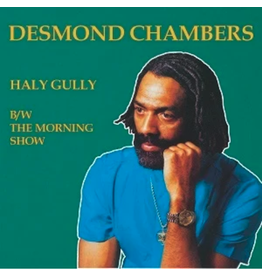 Kalita Records Desmond Chambers - Haly Gully / The Morning Show