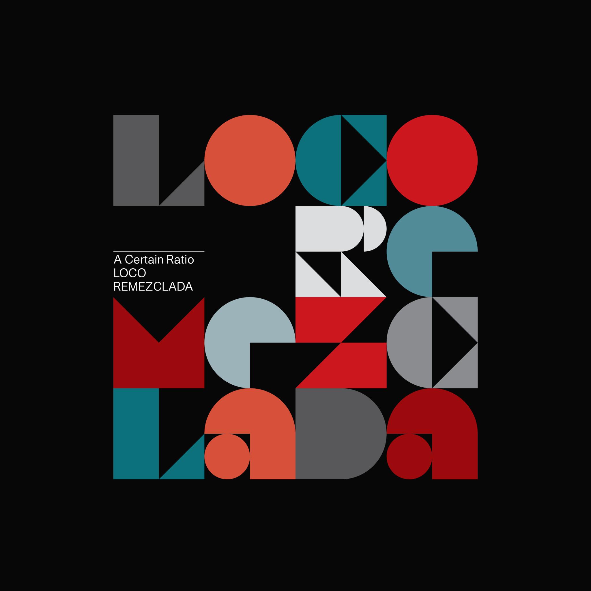 Mute Records A Certain Ratio - Loco Remezclada (Sparkle  Vinyl)