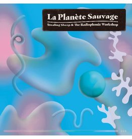 Fire Records Stealing Sheep and the Radiophonic Workshop - La Planète Sauvage (Dinked Edition)