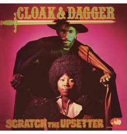Music On Vinyl Lee 'Scratch' Perry - Cloak and Dagger