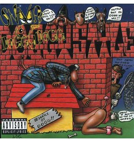 Interscope Snoop Dogg - Doggystyle