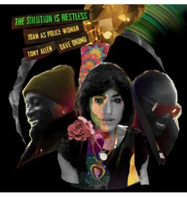 Play It Again Sam Joan As Police Woman & Tony Allen & Dave Okumu - The Solution Is Restless