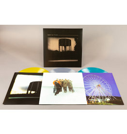 Chemikal Underground Mogwai - EP x 3 (Coloured Vinyl)
