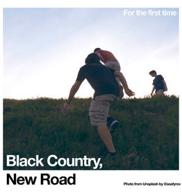 Ninja Tune Black Country, New Road - For The First Time