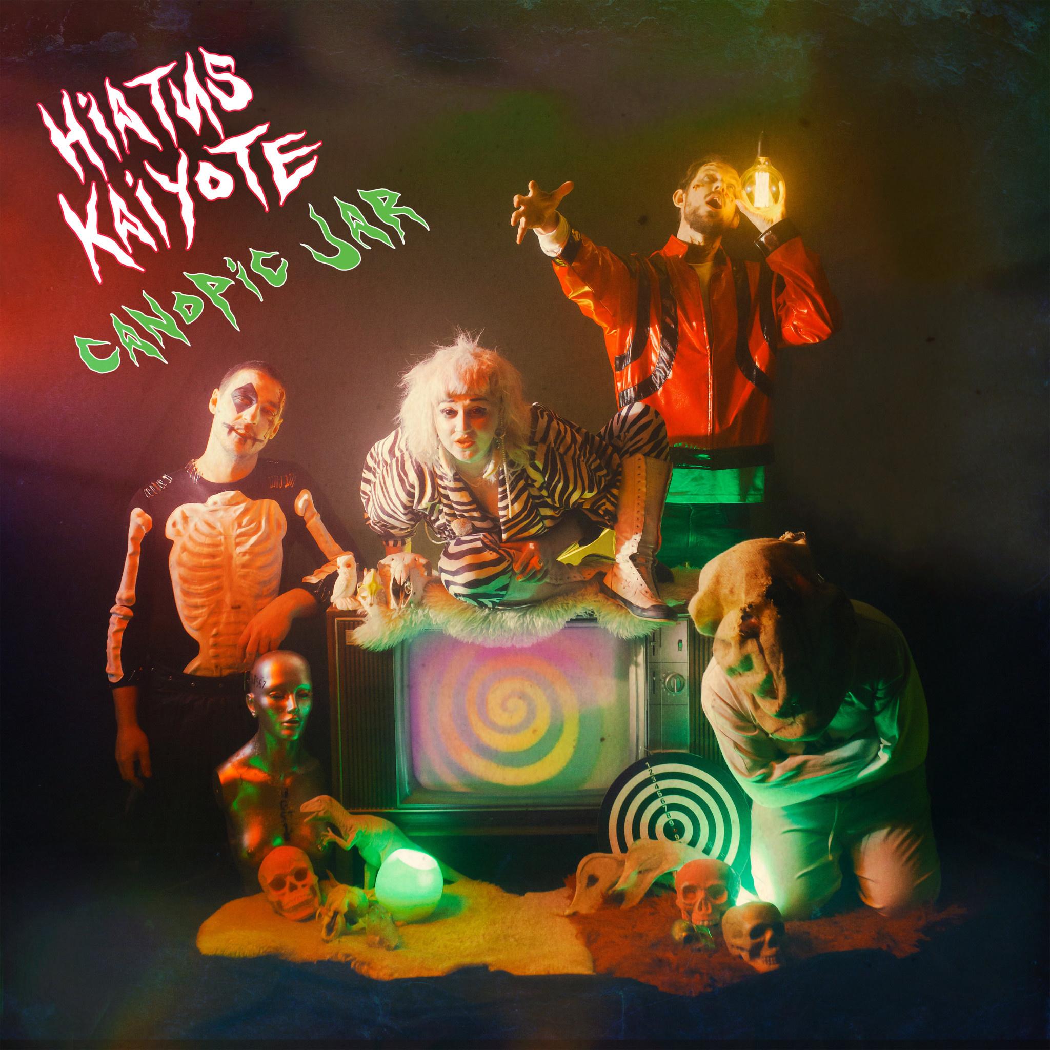 Brainfeeder Hiatus Kaiyote - Canopic Jar (Coloured Vinyl)