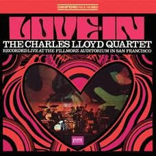 Pure Pleasure Charles Lloyd - Love-In
