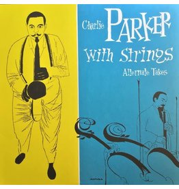 Verve Charlie Parker - With Strings: Alternate Takes