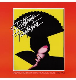 Soundway Records Various - Ritmo Fantasia - Balearic Spanish Synth-Pop, Boogie and House (1982-1992)