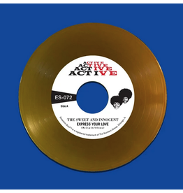 Numero Group The Sweet and Innocent - Cry Love b/w Express For Love (Coloured Vinyl)