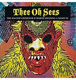 In The Red Records Thee Oh Sees - Master's Bedroom Is Worth Spending A Night In (Coloured Vinyl)