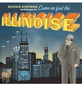 Asthmatic Kitty Records Sufjan Stevens - Illinois