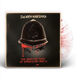 Mr Bongo The Brkn Record - The Architecture Of Oppression Part 1 (Coloured Vinyl)