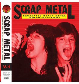 Riding Easy Records Various - Scrap Metal