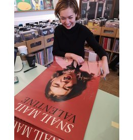 Matador Records Snail Mail - Valentine (Coloured Vinyl w/ SIGNED POSTER!) INSTORE ONLY