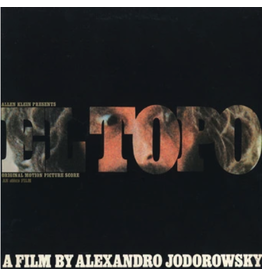 Real Gone Music Alejandro Jodorowsky - El Topo OST