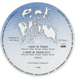 Far Out Recordings Freeez - Keep In Touch